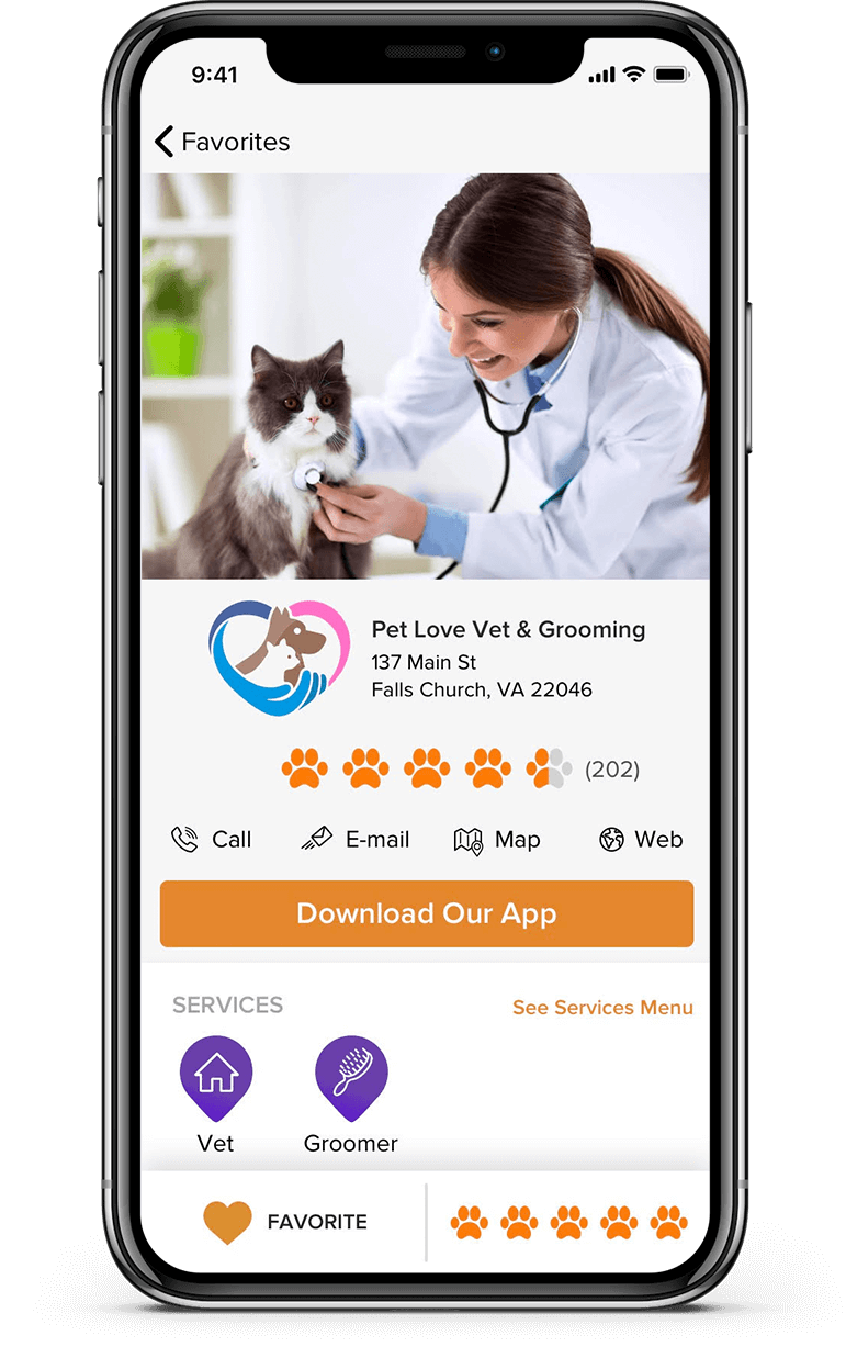 Pet services directory listing benefits